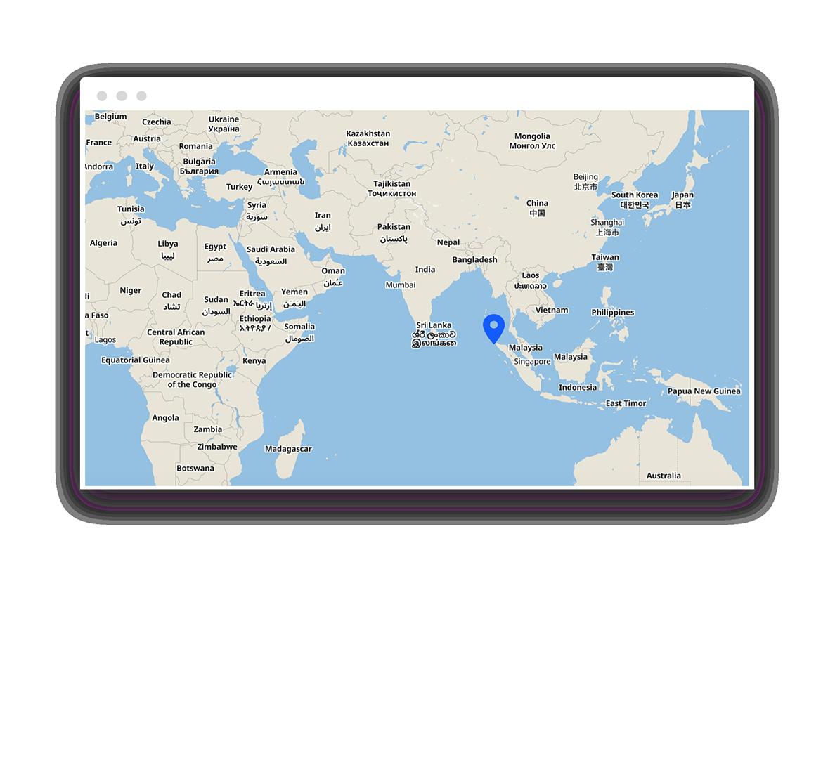 Webkey GPS Tracking